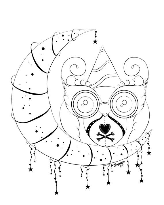570x713 Owl Stationary Owl Coloring Page Adult