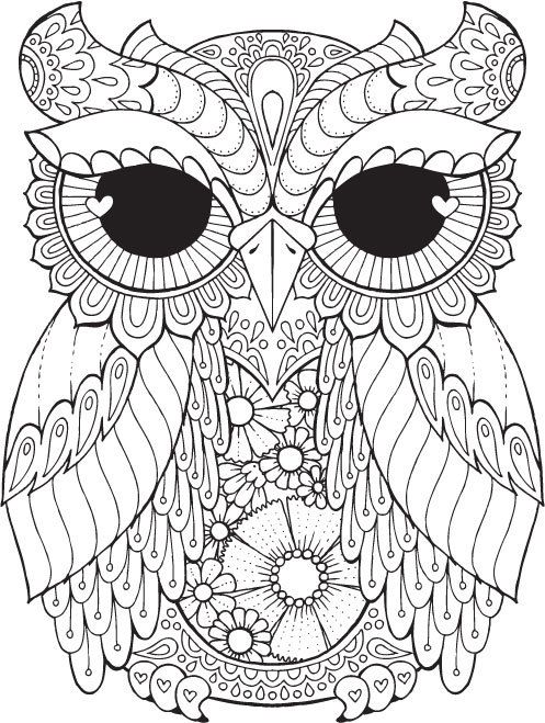 497x659 Best Animals To Color Images On Coloring Books