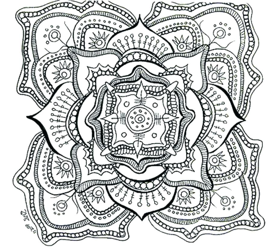900x822 Abstract Coloring Page Abstract Coloring Page Adult Pr Vintage