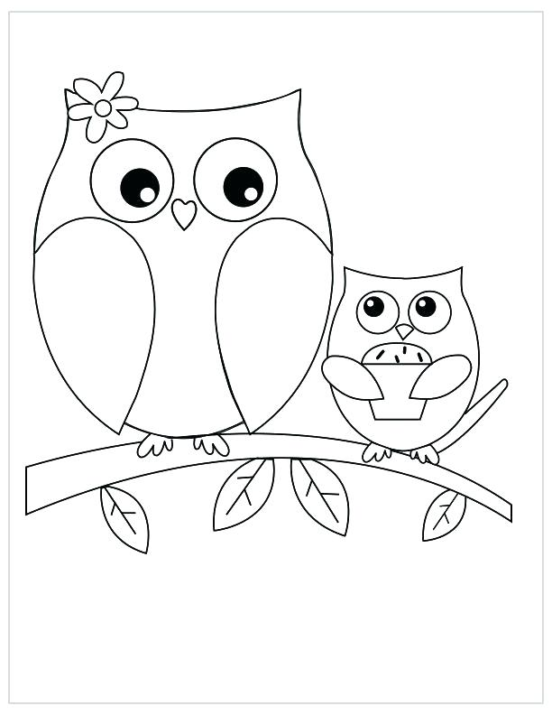 612x792 Snowy Owl Coloring Pages Snowy Owl Coloring Pages For Kids Snowy
