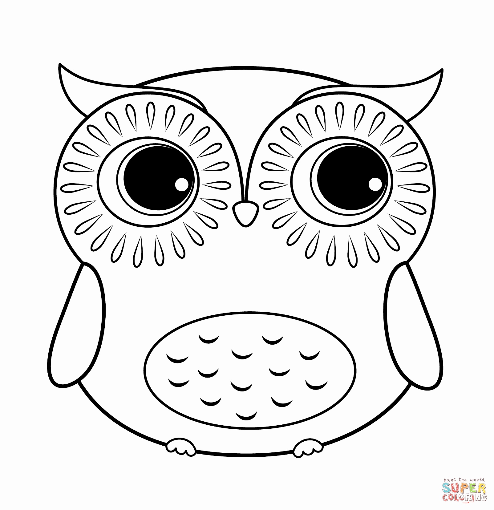 1604x1656 Free Owl Coloring Pages Luxury Owl Print Out Coloring Pages