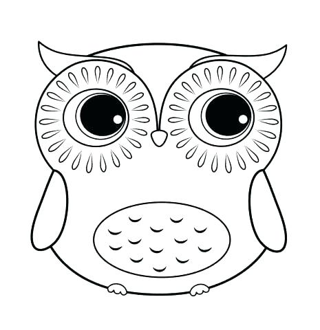 465x480 Owl Coloring Pages For Adults Pdf Printable Owl Coloring Pages Owl