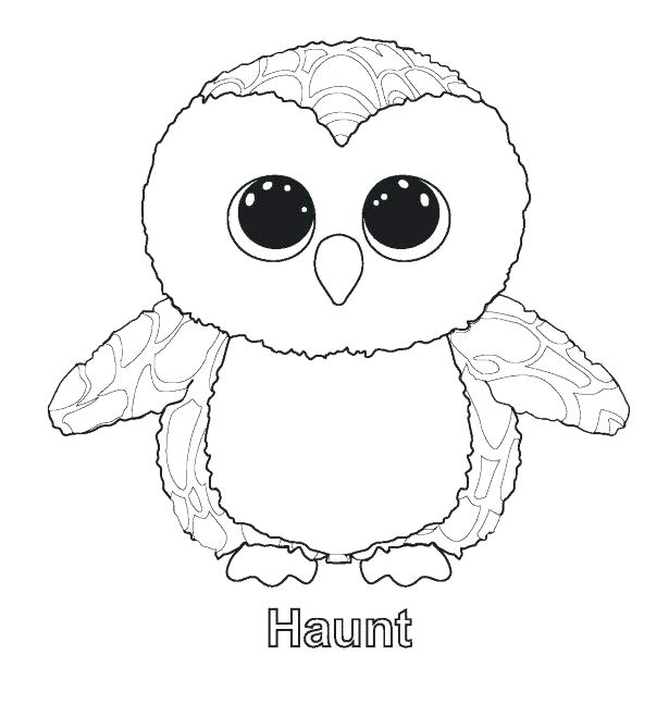 615x647 Baby Owl Coloring Pages Owl Print Out Coloring Pages Medium Size