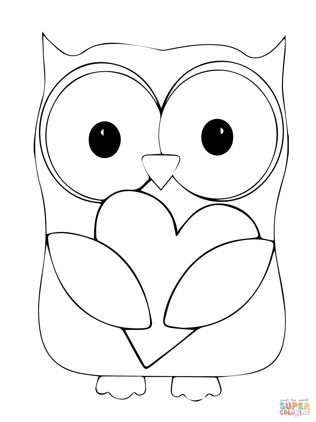 1200x1600 Coloring Pages Of Owls For Kids Hard Owl Print