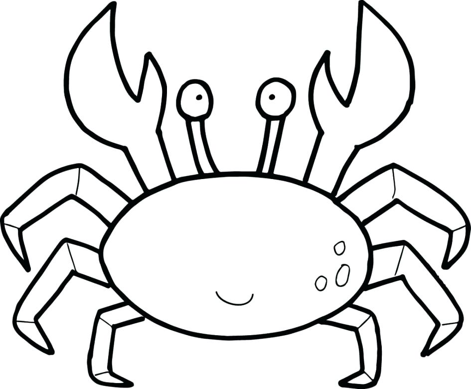 945x780 Shell Coloring Pages Shell Coloring Pages Collection Hermit Crab