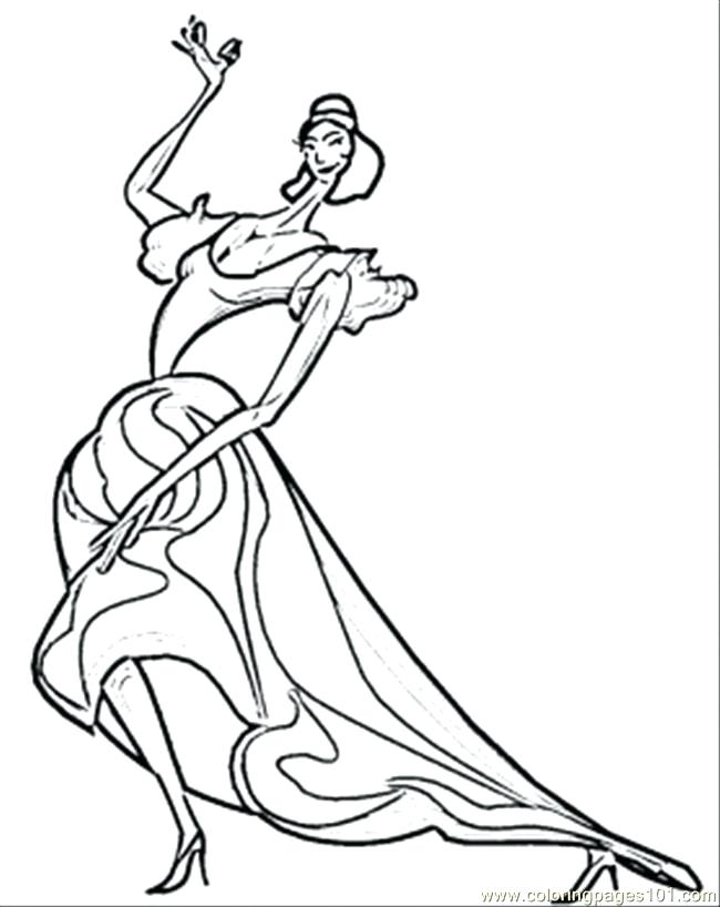 650x818 Pablo Picasso Coloring Pages Flamenco Coloring Pages Free Pablo