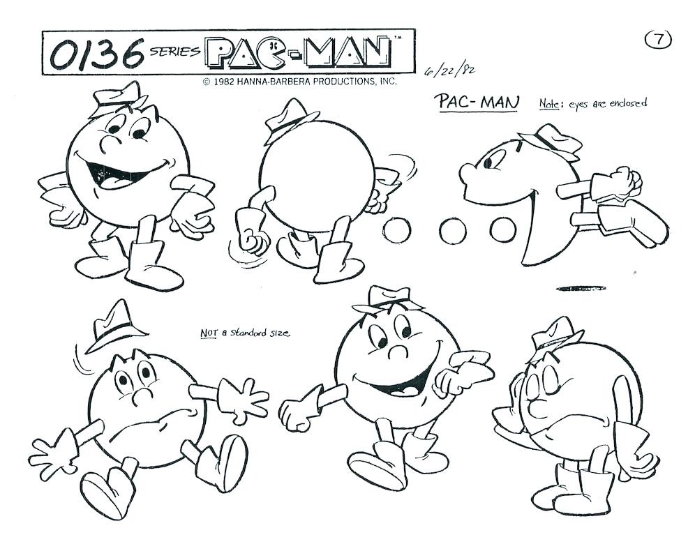 Pac Man Coloring Pages Free at GetDrawings.com | Free for ...