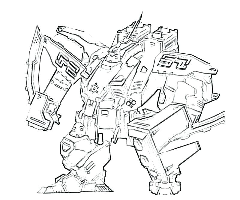 Pacific Rim Coloring Pages At Getdrawings Com Free For Personal