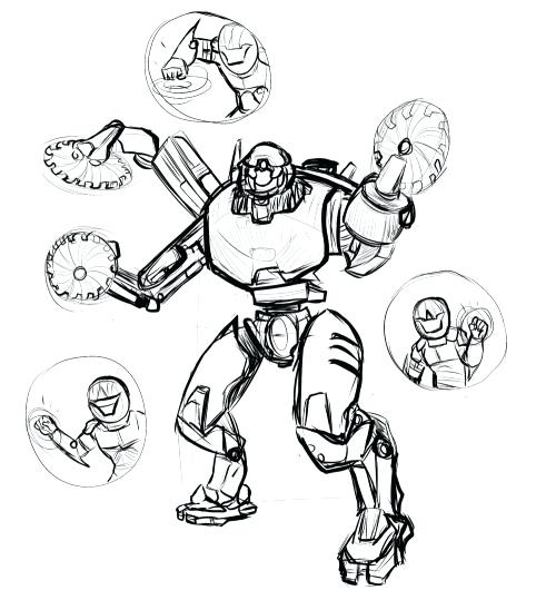 Pacific Rim Coloring Pages at GetDrawings | Free download
