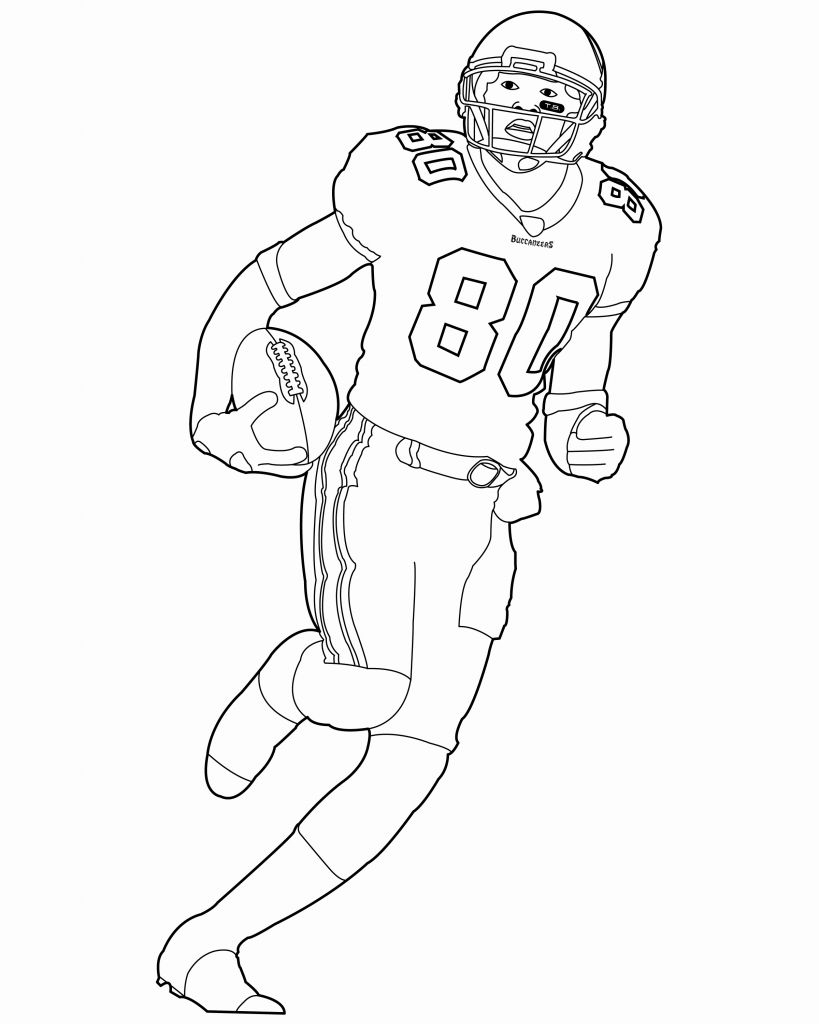 819x1024 Coloring Pages For Boys Football Packers