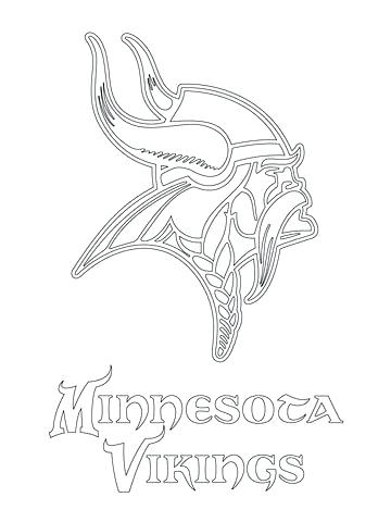360x480 Green Bay Packers Coloring Pages Vikings Logo Green Bay Packers