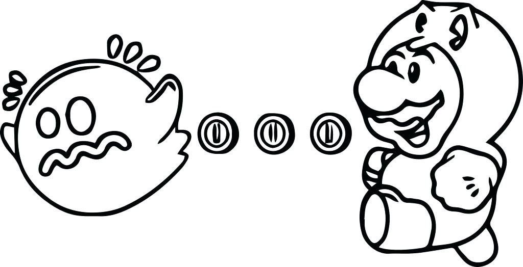 1024x524 Pacman Coloring Pages Man And The Ghostly Adventures Coloring