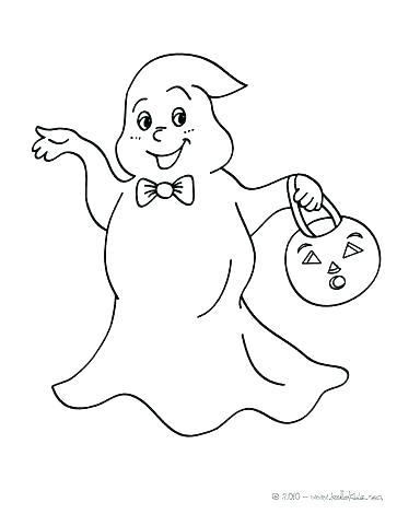 363x470 Ghosts Coloring Pages Ghosts Coloring Pages Ghosts Coloring Pages
