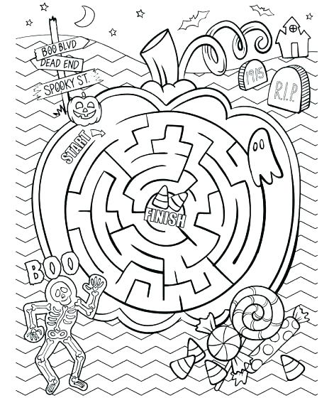 471x560 Pacman Coloring Pages Best Of Man Coloring Pages Or Maze Coloring