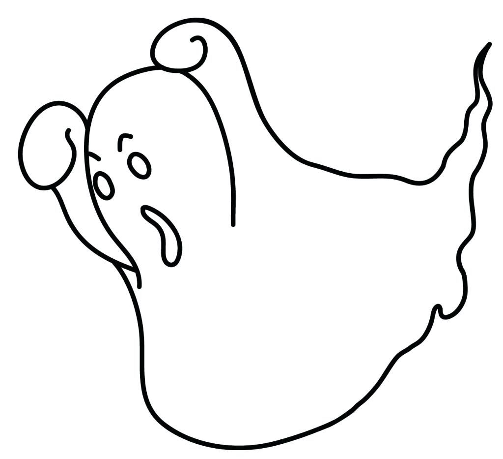 1024x933 Coloring Pages Pac Man Coloring Pages Free Ghost For Kids