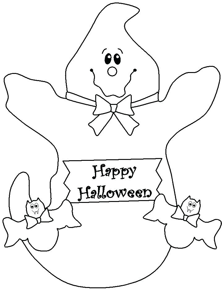 718x957 Ghosts Coloring Pages Coloring Pages For Kids Free Best Images