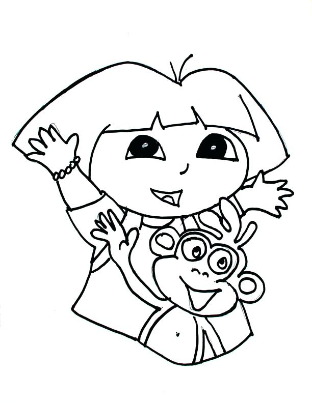 612x792 Kids Color Pages Kids Pictures To Color Coloring Pages For Kids