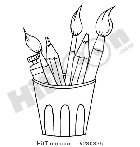 450x470 Pencil Clipart