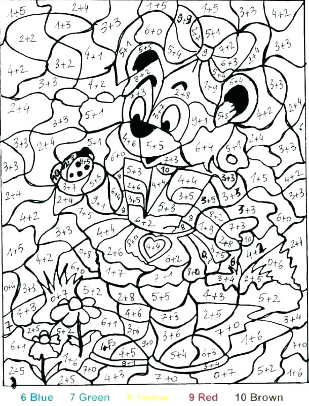 610x800 Coloring Pages With Numbers Coloring Pages Numbers Printable