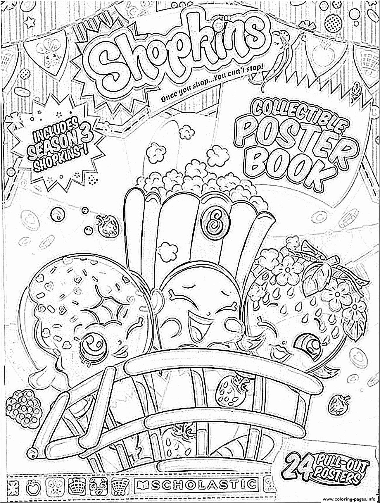 1300x1720 Paint Coloring Pages Best Of Print Shopkins Season Book Coloring