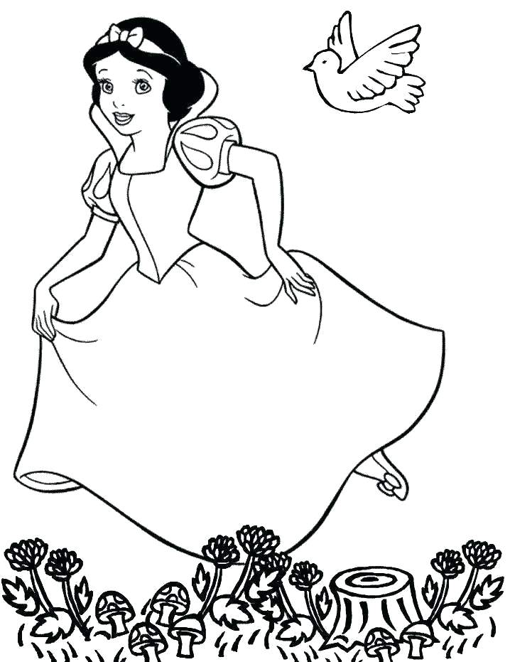 718x931 Paint Brush Coloring Page Coloring Paint Brush Colouring Pages