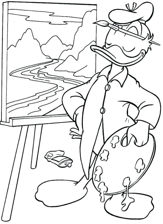 559x768 Paint Coloring Pages Paint Brush Coloring Page Paint Brush