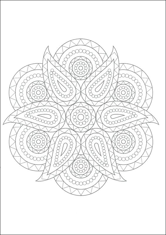 565x800 Creative Haven Coloring Pages Printable Creative Haven Free