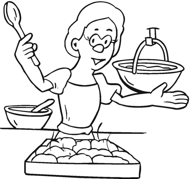 630x593 Pajama Coloring Page Printable Free Coloring Pages