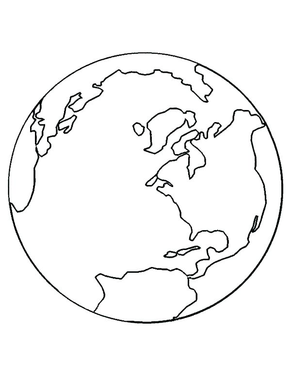 600x776 Earth To Color Drawn Earth Coloring Page Mother Earth Coloring