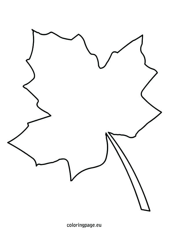 595x804 Printable Leaves Coloring Pages Printable Leaves Coloring Pages
