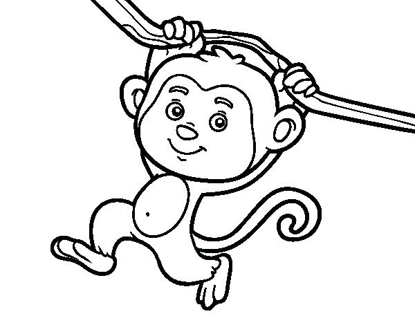 600x470 Branch Coloring Page