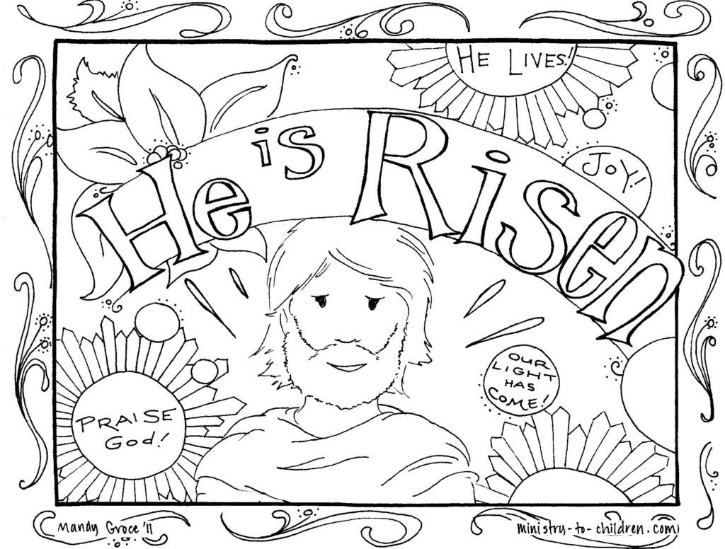 1024x776 Palm Sunday Coloring Page Fresh Free Printable Coloring Pages Part