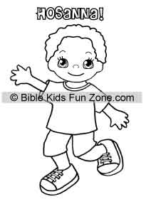 205x280 Palm Sunday Lessons, Crafts, Activities For Children
