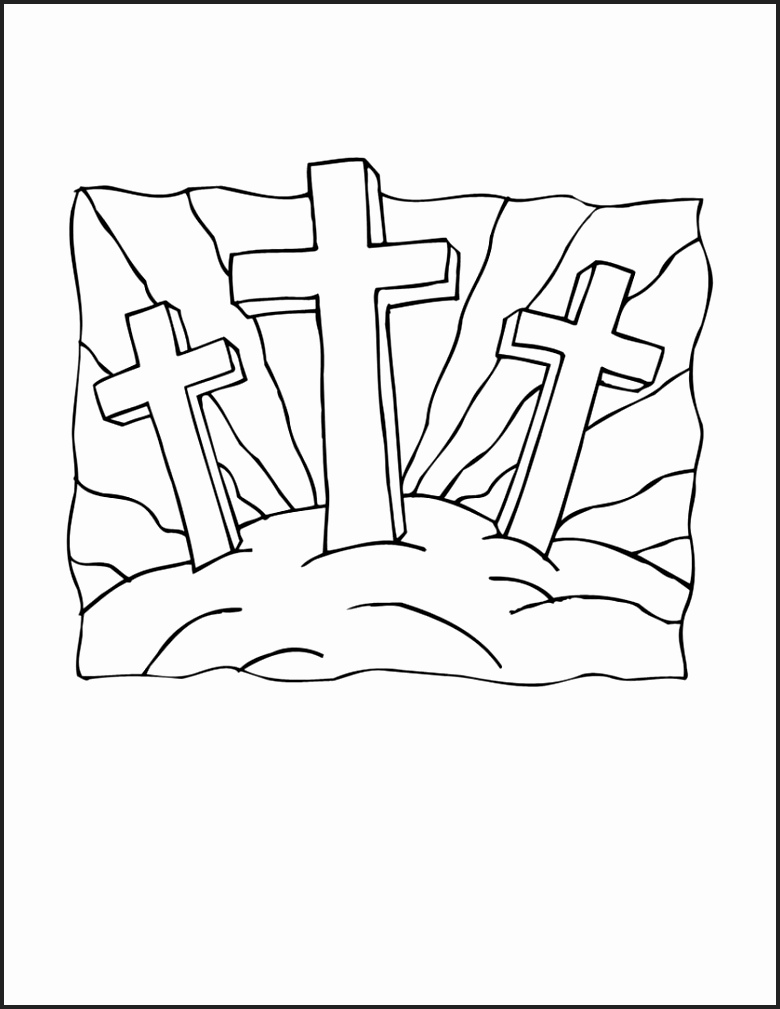 780x1009 Free Palm Sunday Coloring Pages