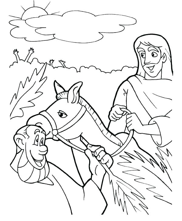 600x727 Palm Sunday Coloring Page Best Of Palm Coloring Pages For Palm