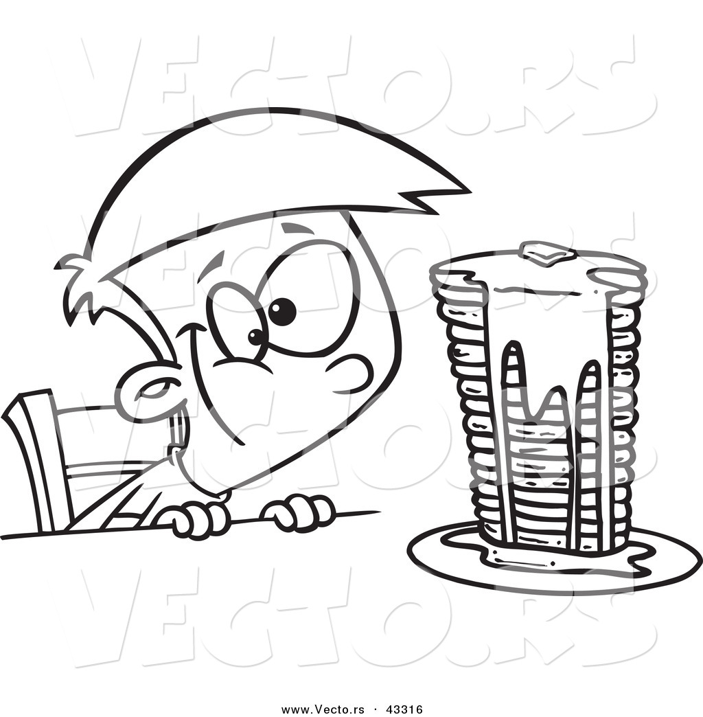 1024x1044 Pancake Day Coloring Pages Kids