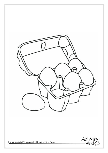 460x650 Pancake Day Recipe Colouring Pages