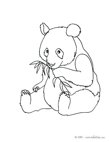 364x470 Here Are Panda Bear Coloring Pages Images Also Here Are Panda Bear