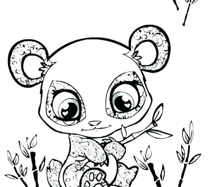 678x600 Panda Bear Coloring Page Large Size Of Panda Bear Coloring Pages