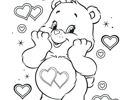 450x334 Panda Bear Coloring Sheet