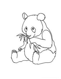 236x304 Top Free Printable Cute Panda Bear Coloring Pages Online