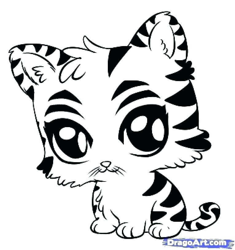 765x814 Cute Baby Animals Coloring Pages Com Animal Cute Baby Animals
