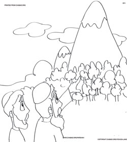 250x281 Vayeira Coloring Pages