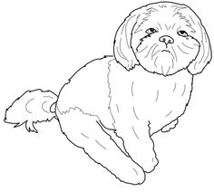 236x212 Dog Breed Coloring Pages Art Drawings Dog Breeds