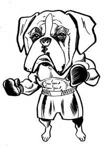 213x300 Boxer Coloring Page Boxer Love Dog