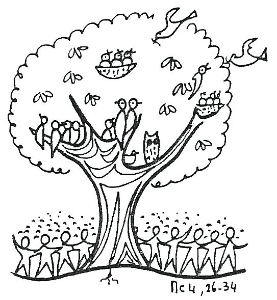 543x589 Seed Coloring Page Tree Coloring Pages Elegant Mustard Seed Tree