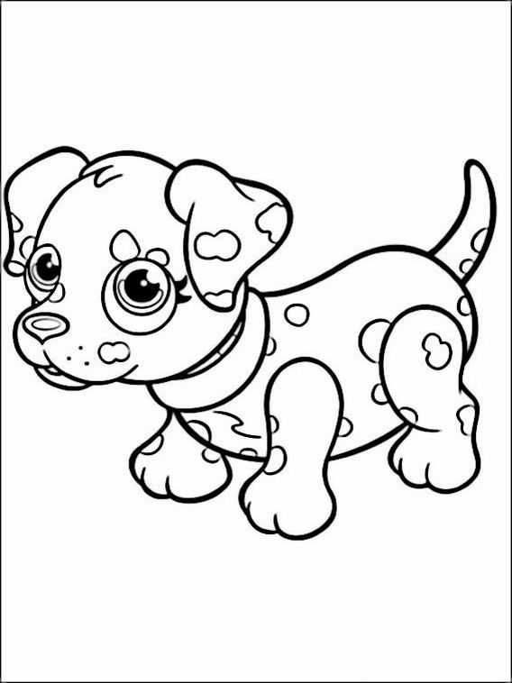 568x758 Pet Parade Coloring Pages Coloring Pages For Kids