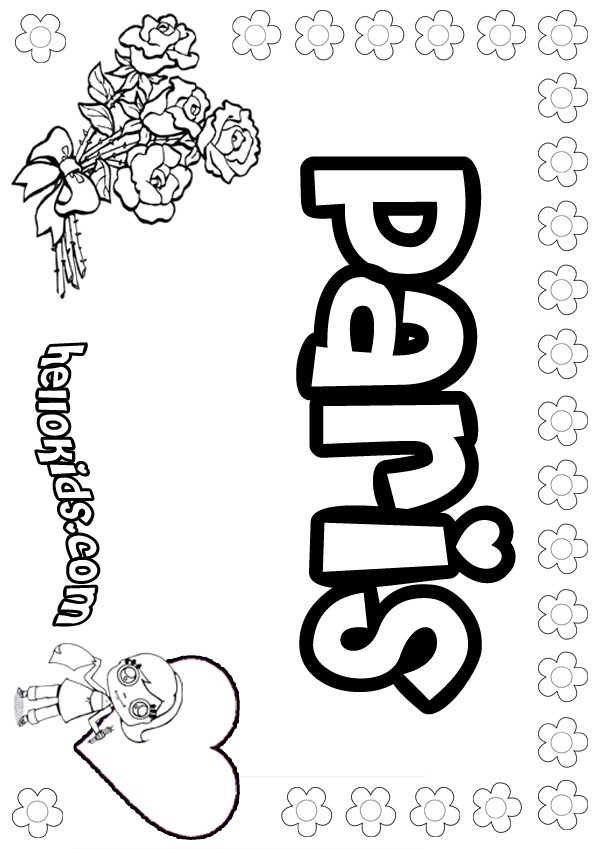 600x849 Paris Coloring Pages Paris Coloring Pages Paris Coloring Pages