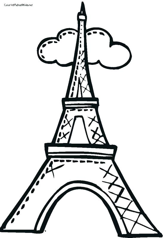 550x797 Tower Coloring Pictures Party Tower Tower Coloring Pictures Barbie