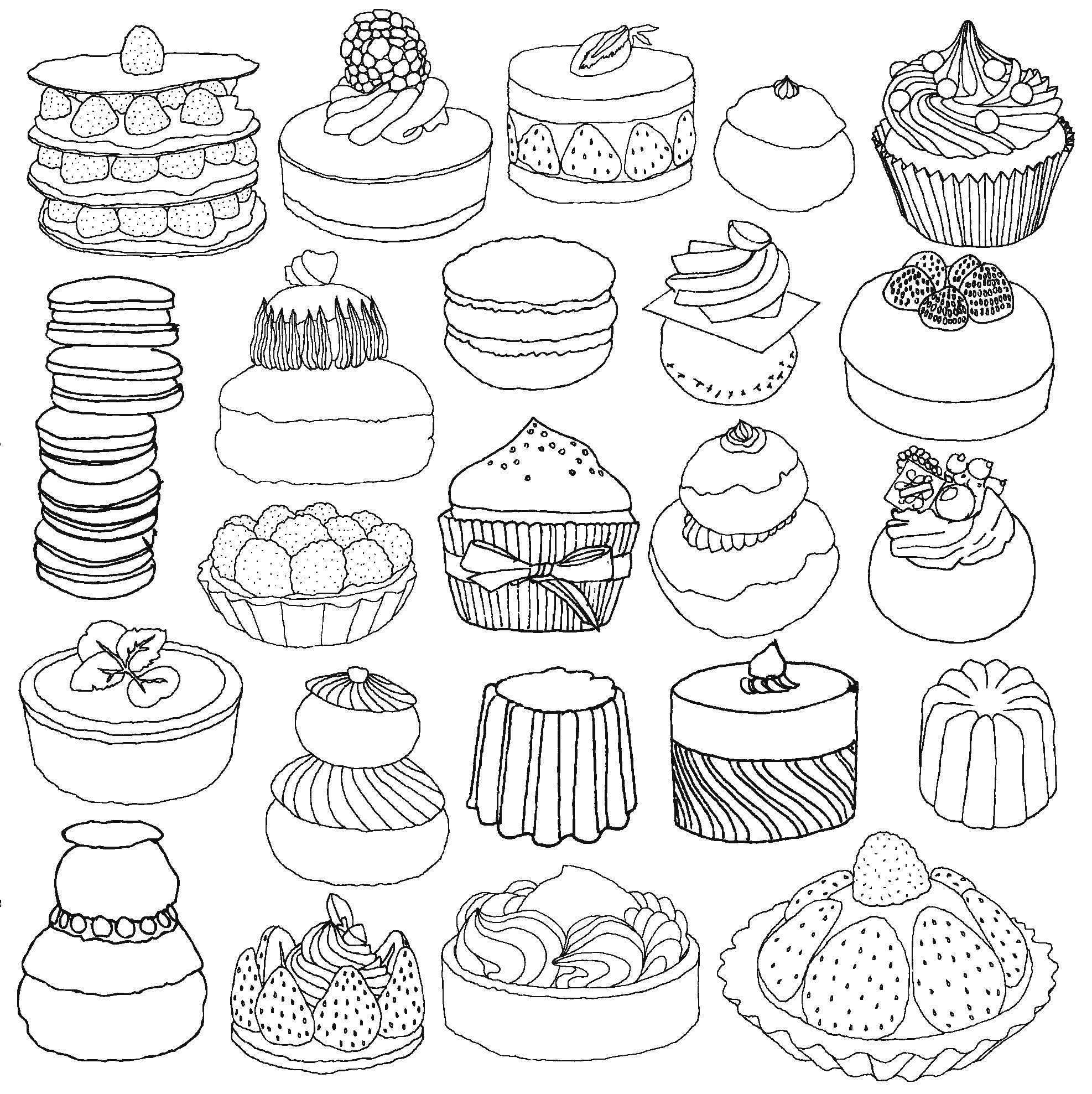 1974x1977 Printable Paris Coloring Page For Adults Pdf Instant